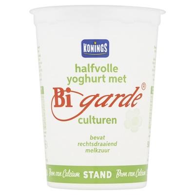 Koning yoghurt bigarde