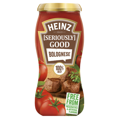Heinz Seriously Good Bolognese