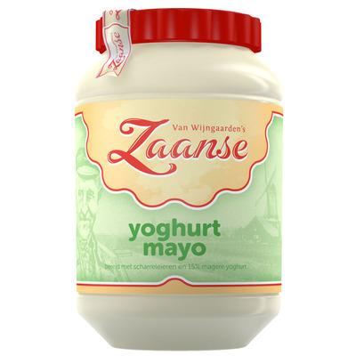 Van Wijngaarden Zaanse yoghurt mayonaise