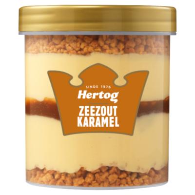 Hertog Karamel zeezout