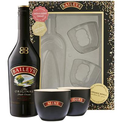 Baileys Geschenkverpakking met 2 cups