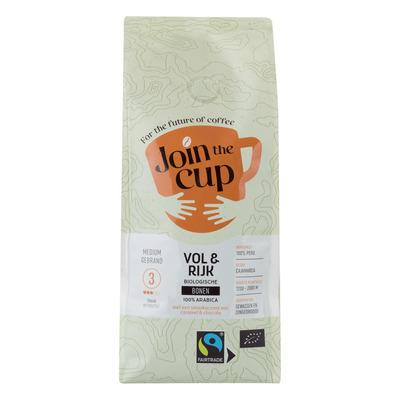 Join the Cup Vol & rijk bonen bio