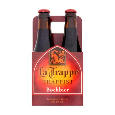 La Trappe Trappist Bockbier Flessen