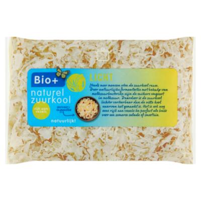 Bio+ Zuurkool naturel