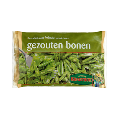 Kramer's Krautboy Gezouten Bonen