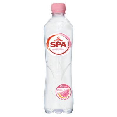 Spa Bruisend Mineraalwater Grapefruit - Touch Of Grapefruit