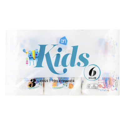 Huismerk Kids toiletpapier