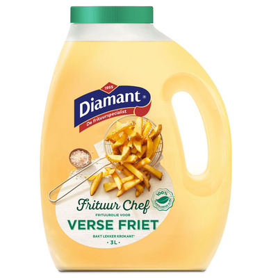 Diamant Frituurchef verse friet