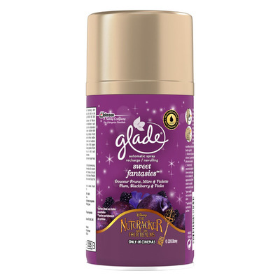 Glade Spray navul W18 plum blackberry & violet