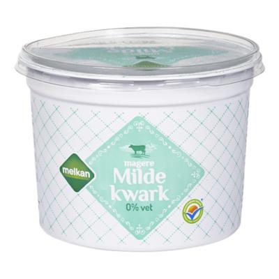 Huismerk Milde kwark 0% vet