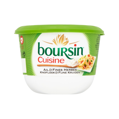 Boursin Cuisine Knoflook & Fijne Kruiden