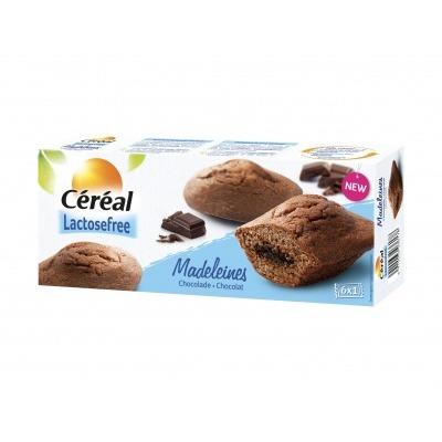 Céréal Madeleines chocolade