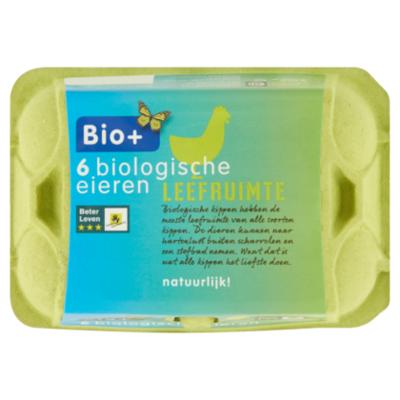 Bio+ Eieren (biologisch)
