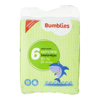 Bumblies Luierbroekjes extra large 6
