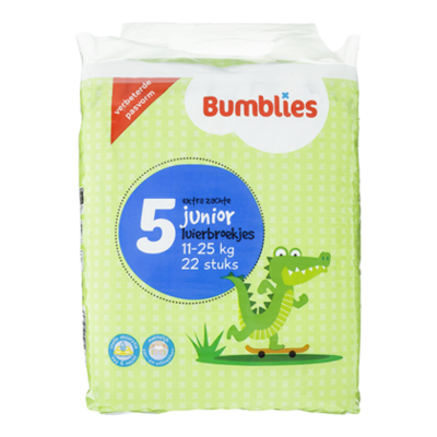 Bumblies Luierbroekjes junior 5
