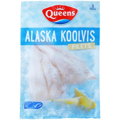 Queens Alaska koolvisfilet