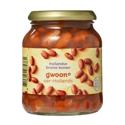 G'woon Hollandse Bruine Bonen