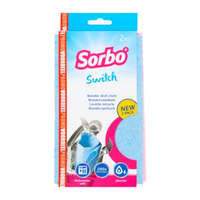 Sorbo Switch Wondervaatdoek Voordeelpromo