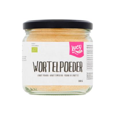 Lucy Superfood Wortelpoeder