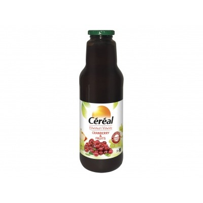 Céréal Cranberrysap vitaliteit