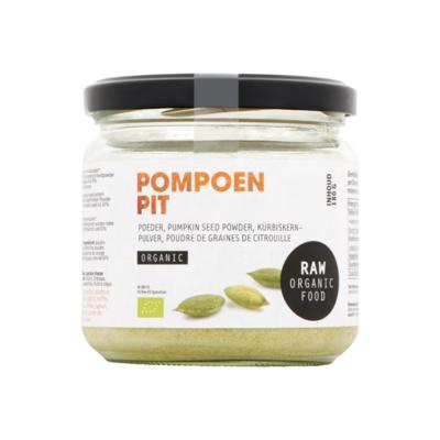 Raw Organic Food Pompoen Pit Poeder