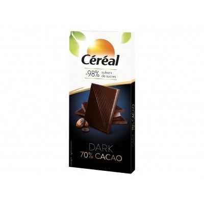Céréal Choco tablet 70%