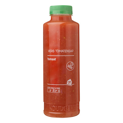 Huismerk Vers tomatensap