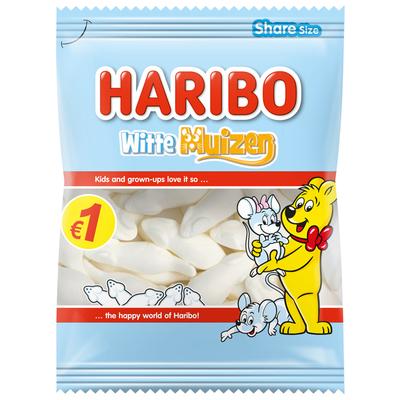 Haribo Witte muizen