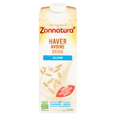 Zonnatura Haver drink calcium