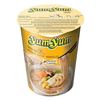 Yum Yum Kip instant glutenvrij instant noedels
