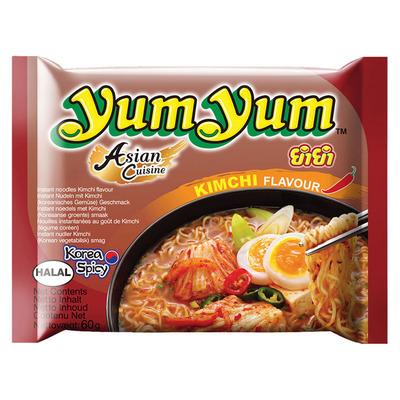 Yum Yum Kimchi smaak pakje instant noedels