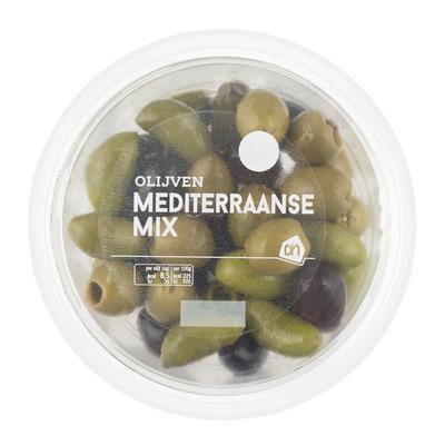 Huismerk Mediterraanse olijvenmix
