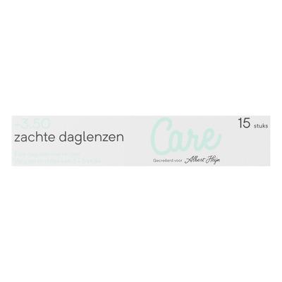 Care Daglenzen -3,50
