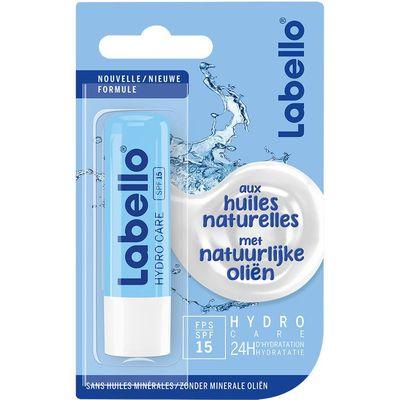 Labello Hydro care SPF 15 met natuurlijke oliën