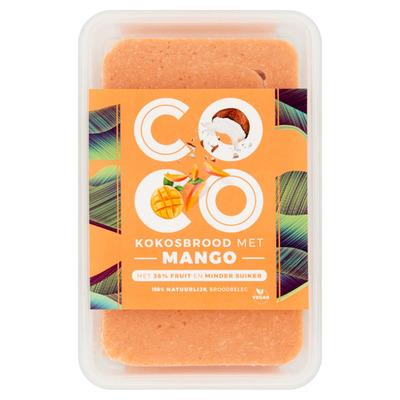 Coco Kokosbrood met mango