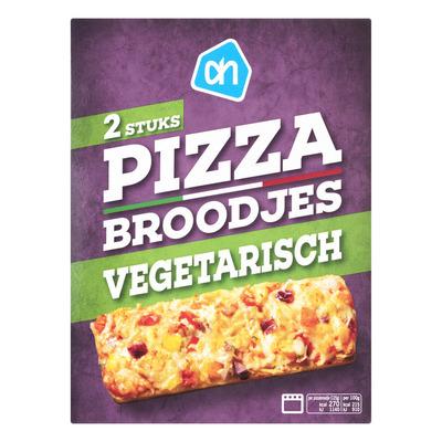 Huismerk Pizzabrood vegetarian