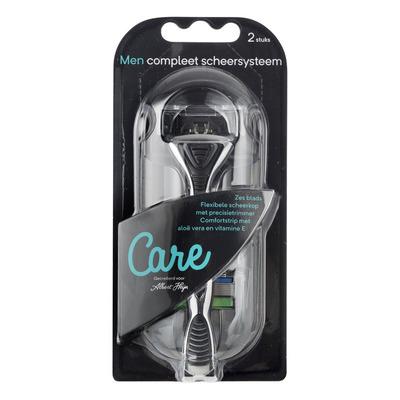 Care Men compleet scheersysteem