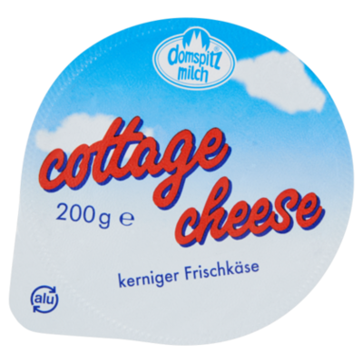 Domspitz Cottage cheese