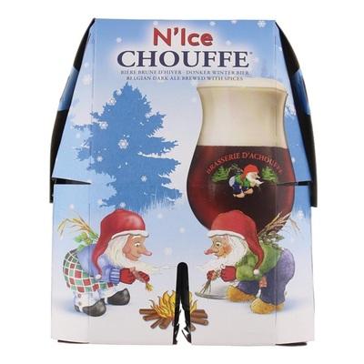 La Chouffe Speciaalbier N'Ice Fles 4X33Cl.