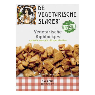 Vegetarische Slager Kipblockjes