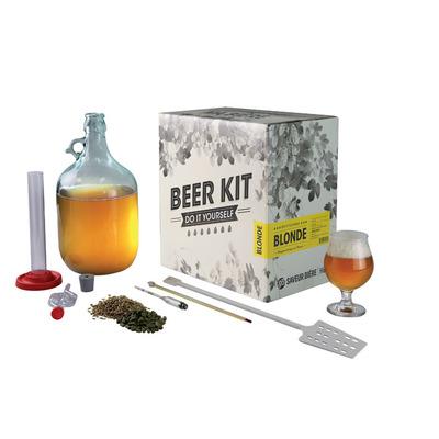 Brouwkit om zelf bier te brouwen