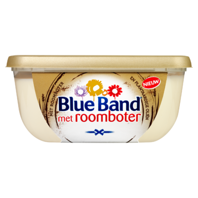 Blue Band met Roomboter en Plantaardige Oliën 400 g