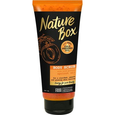 Nature Box Scrub apricot smoothness