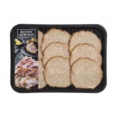 Huismerk Ovengebakken vleesbrood