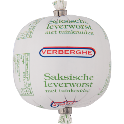 Verberghe Tuinkruiden bolletje saksische