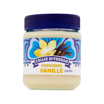 De Blije Boterham Verrassende Vanille Pasta