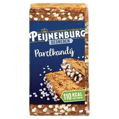 Peijnenburg gesneden ontbijtkoek parel kandij