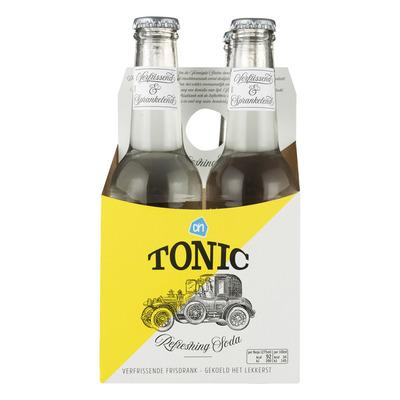 Huismerk Soda tonic