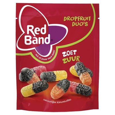 Red Band duo dropfruit magic
