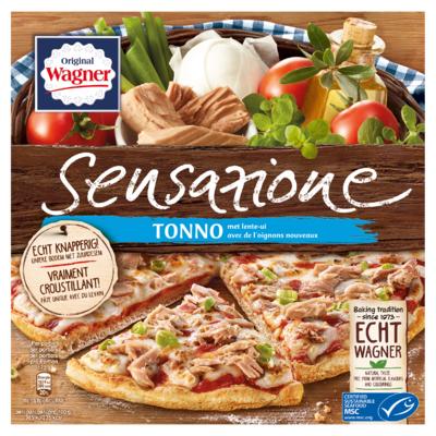 Original Wagner Sensazione Tonno met Lente-Ui 340 g